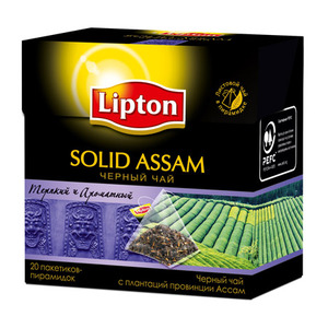 Solid Assam from Lipton