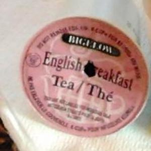 English Breakfast Tea (K-CUP TEA) by bigelow from Bigelow