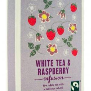 White Tea & Raspberry Infusion from Marks and Spencer