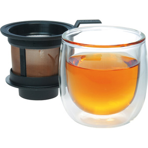 Finum 5 oz. Hot Glass System from Teaware