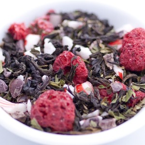 Chocolate Raspberry Mint from Ovation Teas