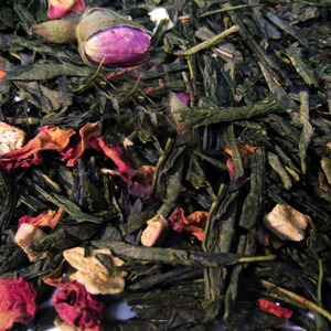 Pink Earl Grey from Fusion Teas