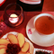 Apple & Cranberry White Tea Concoctions from The Devotea