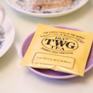 Vanilla Bourbon from TWG Tea Company