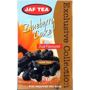Blueberry Cake from Jaf Tea