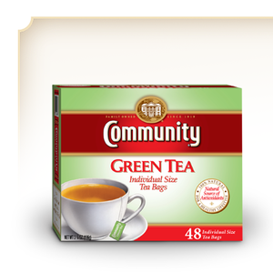 Green Tea from Community Coffee