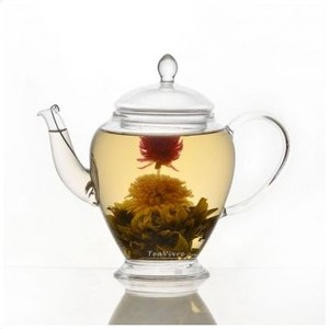 Christmas Tree Flower Tea from Teavivre