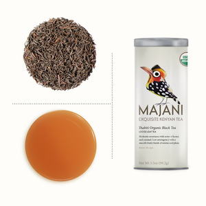 Thabiti Organic Black Tea from MAJANI