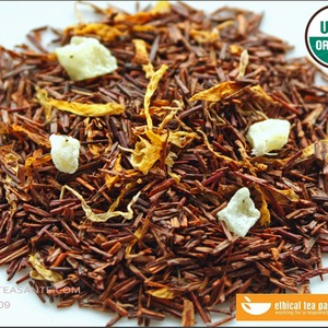 Organic Peach Rooibos from Tea Sante