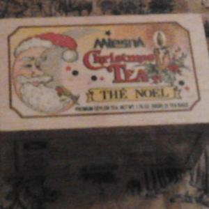 Miesna Christmas Tea from The Metropolitan Tea Company, Ltd