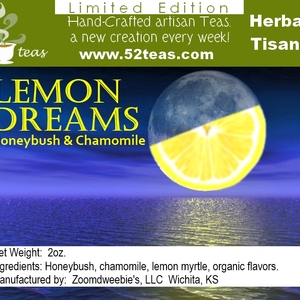 Lemon Dreams from 52teas