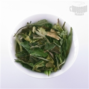 Organic Bai Mudan from Infussion