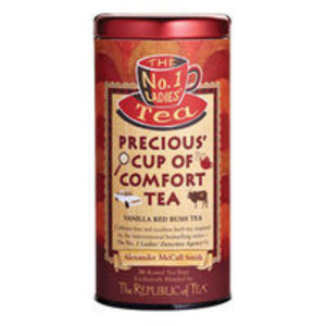 precious' cup of comfort vanilla red bush from The Republic of Tea