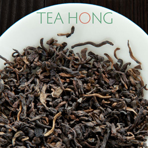 Master Zou's Shu Cha 2009 from Tea Hong