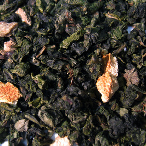 Orange Ginger Oolong from Fusion Teas