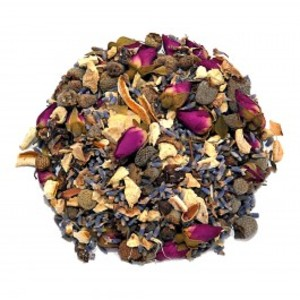 Lavender Dream Bilberry Tea from Nature&#x27;s Tea Leaf
