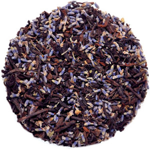 Lavender Pu'erh Tea from Nature's Tea Leaf