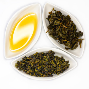 Golden Lily Oolong from Beautiful Taiwan Tea