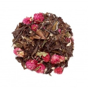 Globe Amaranth Berry White Tea from Nature&#x27;s Tea Leaf