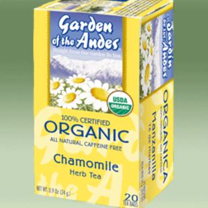 Pure Chamomile from Garden of the Andes