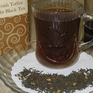 Scottish Toffee Pu-erh from Wild Orchid Teas