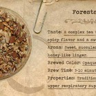 Forests Tea from Mountain Rose Herbs