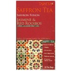 Saffron Tea, Daffron fusion Jasmine & Red Rooibos from Taja Tea