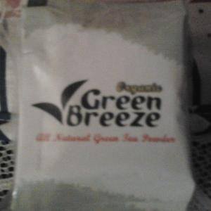 Organic Green Breeze from Takaokaya