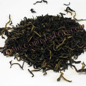 Hazelnut Black Tea from Compass Teas