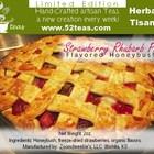 Strawberry Rhubarb Pie Honeybush from 52teas