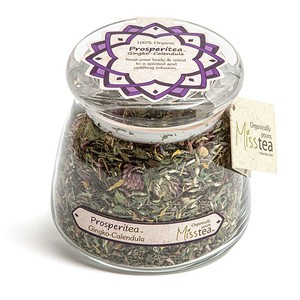 Prosperitea - Gingko & Calendula from Miss Tea