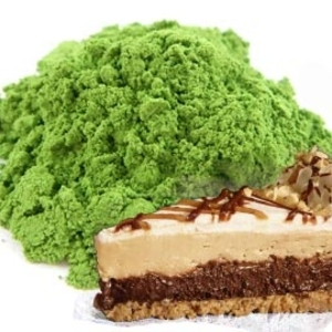 Peanut Butter Pie Matcha from Red Leaf Tea