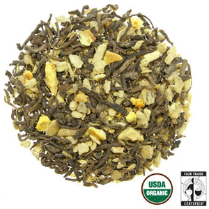 Pu-erh Ginger from Rishi Tea