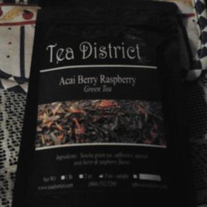 Açai Berry Raspberry by Tea District from Tea District