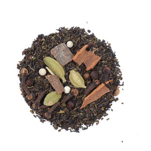 Spicy  Leaf Green Tea By Golden Tips Teas from Golden Tips Teas
