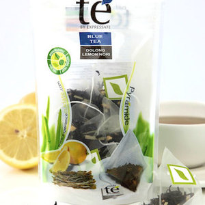Oolong lemon nori from Cuida Té by Espressate