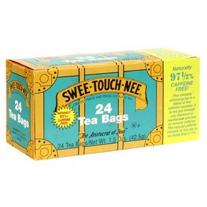 Naturally low caffeine from Swee-Touch-Nee