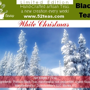 White Christmas from 52teas