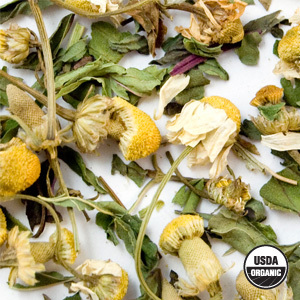 Organic Chamomile Mint from Arbor Teas