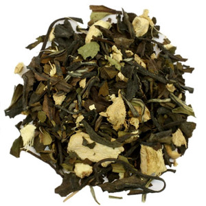 Ginger White Tea from Nature's Tea Leaf