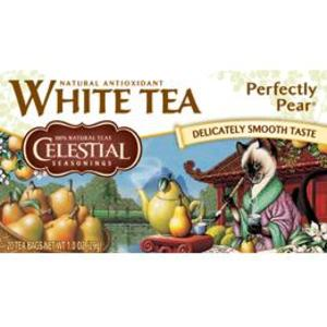 Perfectly Pear White Tea from Celestial Seasonings