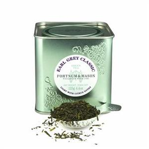 Green Earl Grey Tea from Fortnum & Mason