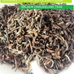 Sourenee Darjeeling 2nd Flush 2012 from iHeartTeas