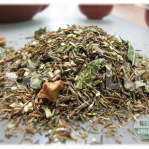 Coconut Lime Verbena from Tealux
