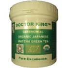 DOCTOR KING Ceremonial Organic Japanese Matcha Green Tea (Premium, Top Grade (Grade A), First Harvest Matcha) from DOCTOR KING &amp; COMPANY