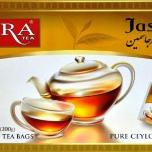 Jasmine Black Tea from Impra