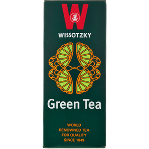 Wissotzky Green Loose Leaf Classic from Wissotzky Tea