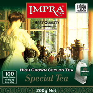 Impra Special Tea - High Grown Ceylon from Impra