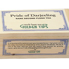 Pride Of Darjeeling - Rare Second Flush Tea - Pinewood Box by Golden Tips Tea from Golden Tips Teas