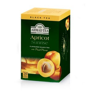 Apricot Black Tea from Ahmad Tea